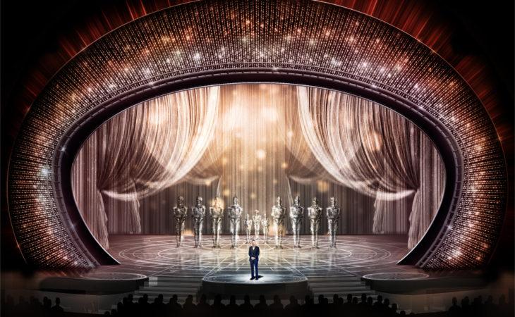 Swarovski celebra su 10º año iluminando el escenario de los Premios Oscar Image