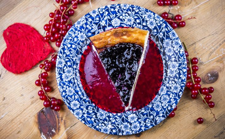 Tartas para compartir en pareja, por San Valentín Image