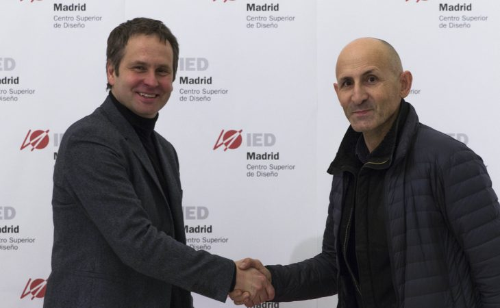 Relevantes firmas de moda española crean sus Cátedras en el Título Superior de Diseño de Moda de IED Madrid Image