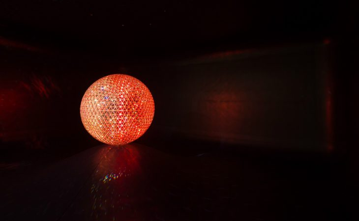 Swarovski colabora con Zona Maco para presentar El Sol Image