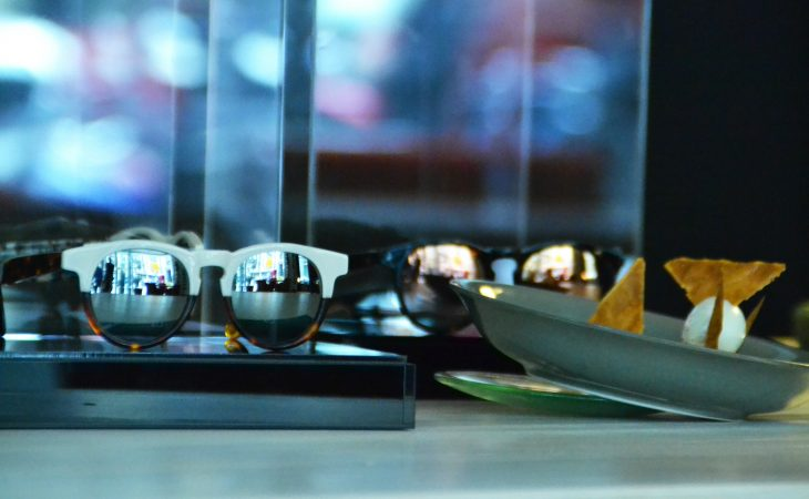 Wolfnoir regalará unas gafas de sol a todos aquellos que pidan el Menú Madrid es Moda en el Hotel Iberostar Las Letras Gran Vía Image