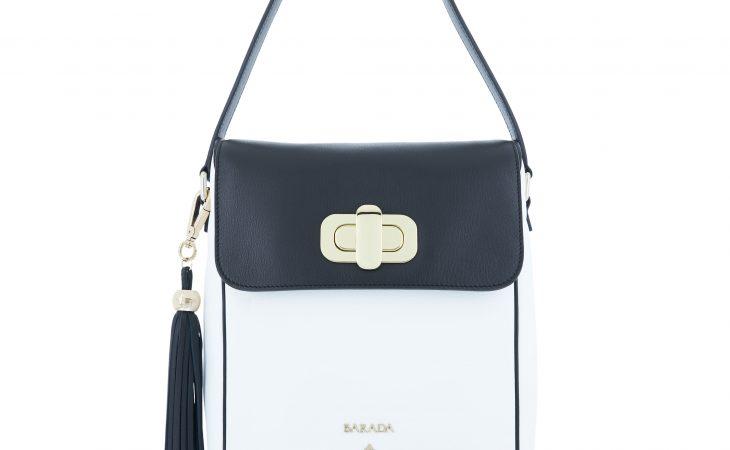 Los bolsos bicolor de Barada Image