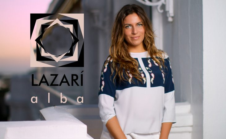 """Alba Lazarí: Colección P/V 17 """"Balcone Limited Edition"""" Image"""
