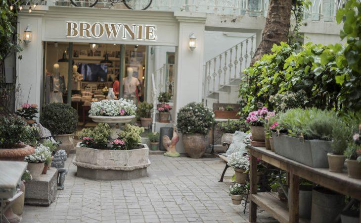 Brownie celebra su décimo aniversario Image