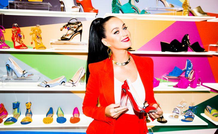 El calzado de Katy Perry se vendera en excusiva en el Espacio Multimarca 338 Image