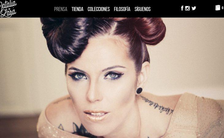 La diseñadora Natalia de Lara estrena nueva web Image