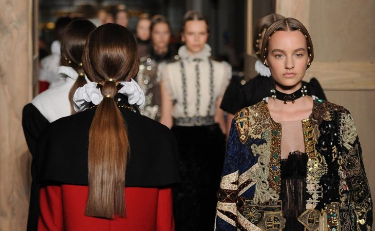 Valentino Haute Couture | Fall/Winter 2016-17 Image