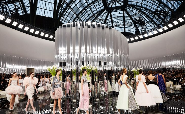 Spring-Summer 2017 Haute Couture Show – CHANEL Image