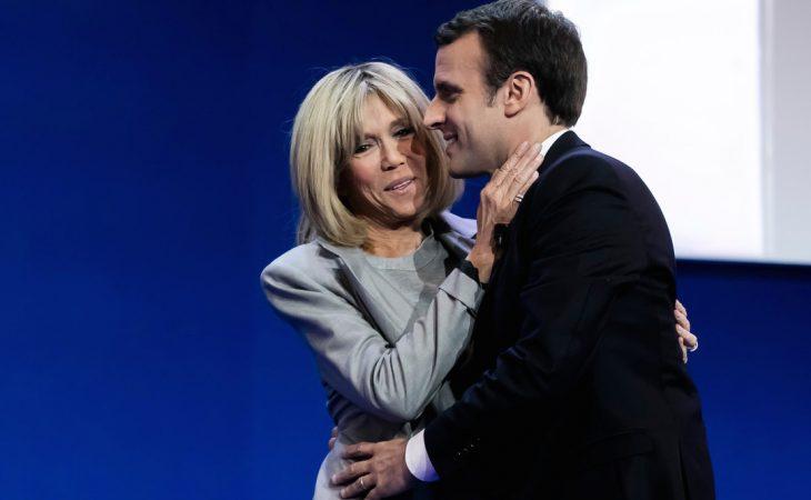 El peinado de Brigitte Trogneux, la nueva primera dama francesa Image