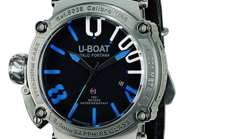 El color del firmamento se apodera de la última colección de U-Boat Image