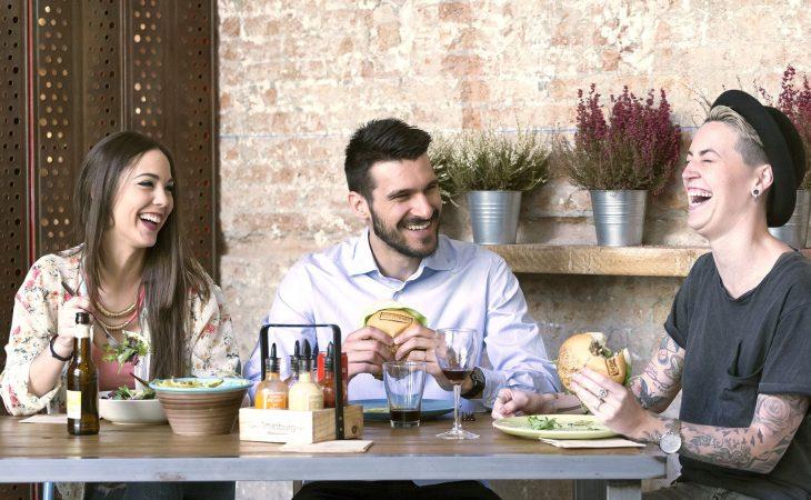 Barcelona, capital de la hamburguesa gourmet Image