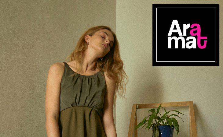 """La firma de moda Aramat presenta su colección """"Three Colours"""" Image"""