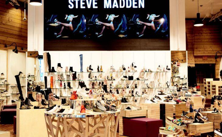 Steve Madden inaugura una nueva tienda en Times Square Image