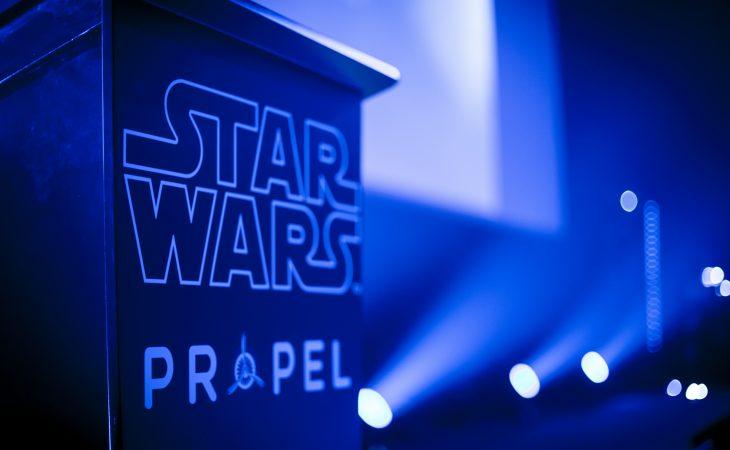PROPEL lanza su élite de drones láser de batalla de Star Wars Image
