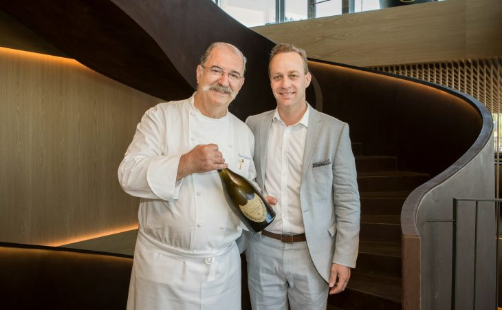 Lanzamiento nueva añada 2009 Dom Pérignon Blanc Vintage Image