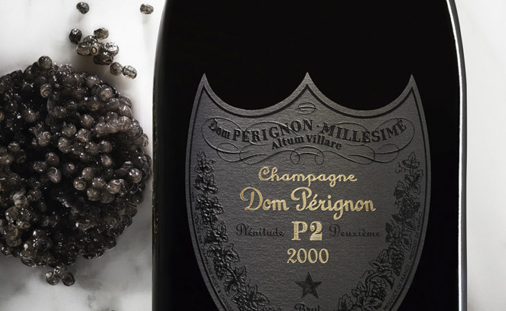 Lanzamiento Navidad: Dom Pérignon P2 2000 Image