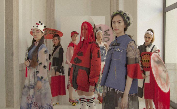 La diseñadora Liyu Zhu, seleccionada para desfilar su colección en la Semana del Diseño de Praga como representante de España Image