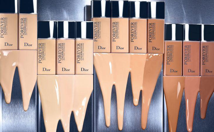 Descubra el nuevo fondo de maquillaje Dior Image