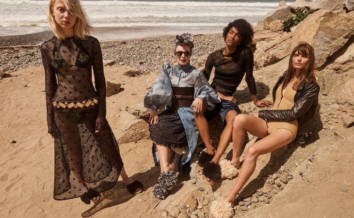 Sorprendentes diseños en sandalias de la firma UGG Image