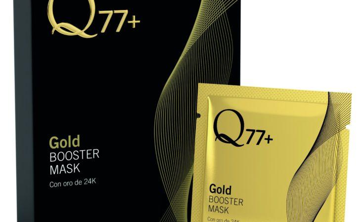 Q77+, la belleza del oro Image