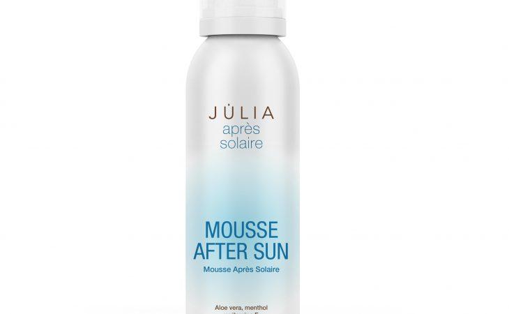 """Cuidado """"after sun"""", la belleza al caer el sol con JÚLIA Image"""