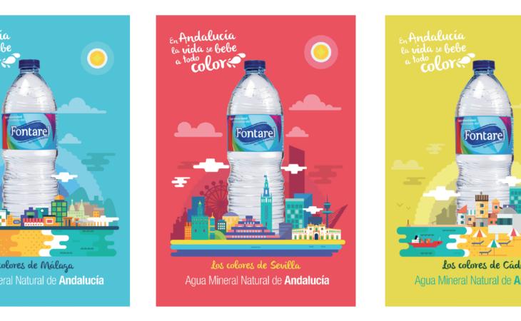 Fontarel ilustra a todo color el estilo de vida de Andalucía Image