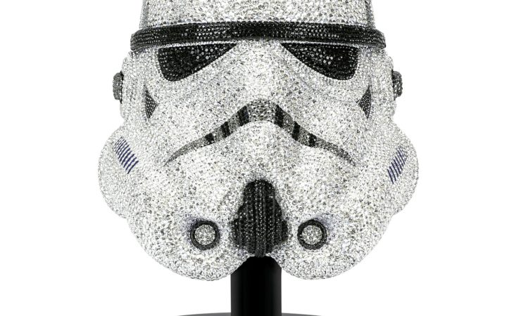 Swarovski ilumina el universo Star Wars Image