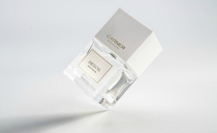 BESOS de CARNER BARCELONA, un aroma a jazmín creado por reconocidos perfumistas Image