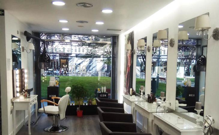 Eva Milla, peluquería de belleza orgánica en Pamplona Image