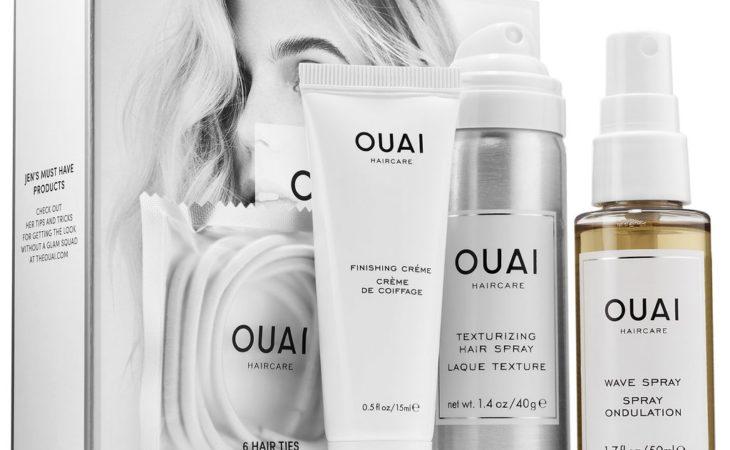 Ouai la marca favorita de las celebrities para el cuidado del cabello llega a España de la mano de NADIA PERFUMERÍA Image