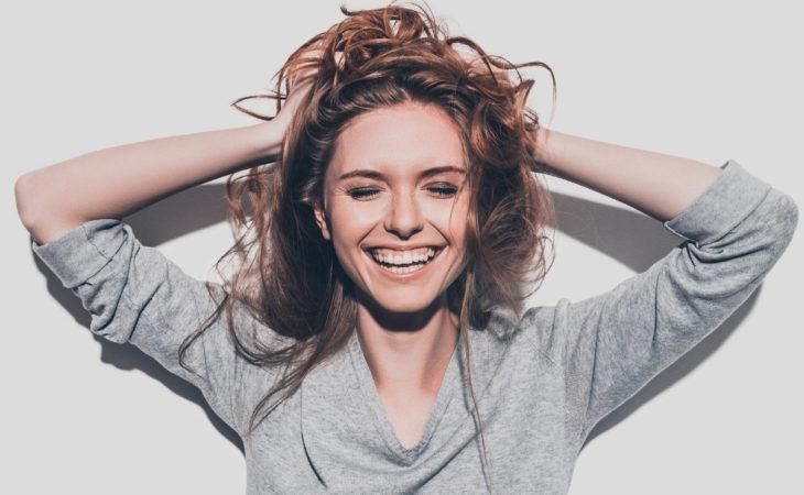Cómo desenredar el pelo enmarañado Image