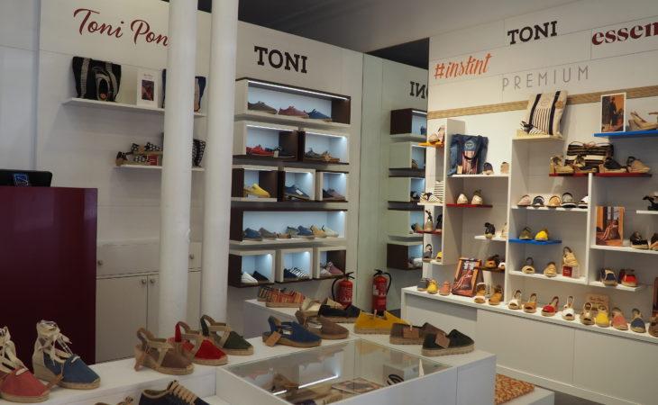 Toni Pons abre nueva tienda en Sevilla Image