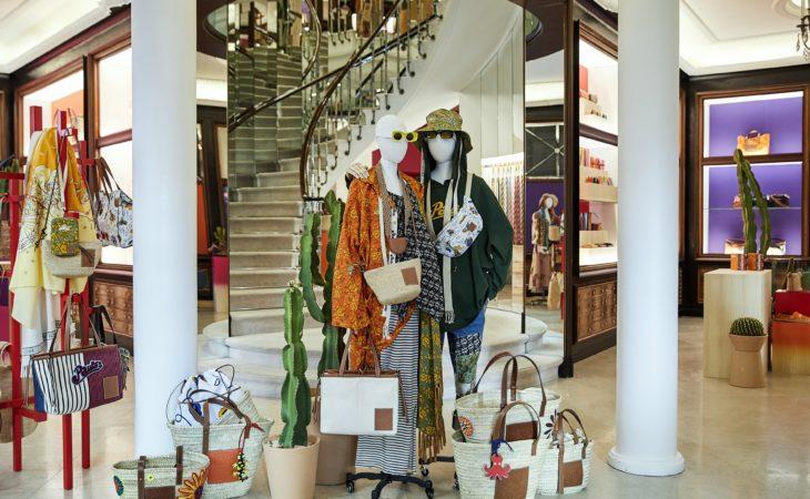 LOEWE inaugura La Summer Shop Paula's Ibiza en Gran Vía Image