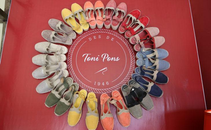 La marca de alpargatas Toni Pons se consolida en Filipinas Image