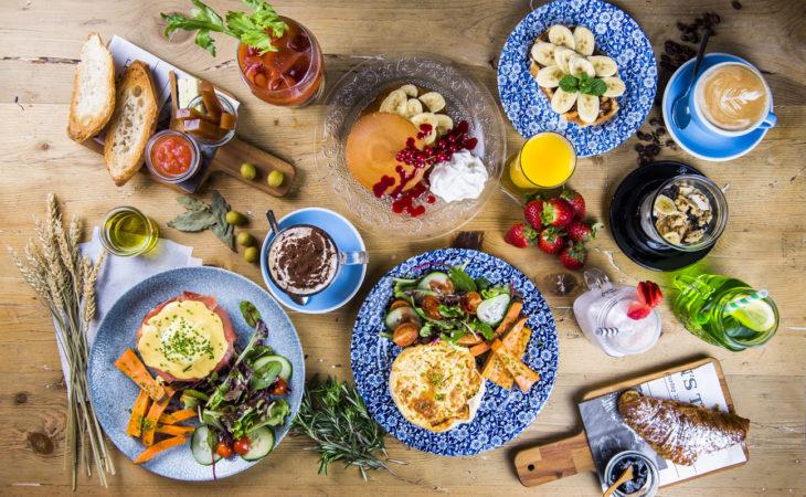 Desayunos para dar la vuelta al mundo Image
