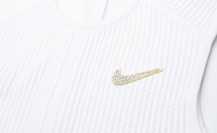 Presentación del «Broosh» de Nike con cristales de Swarovski para Serena Williams Image