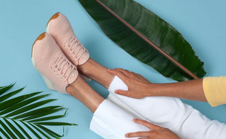Las zapatillas de lana también son para el verano Image
