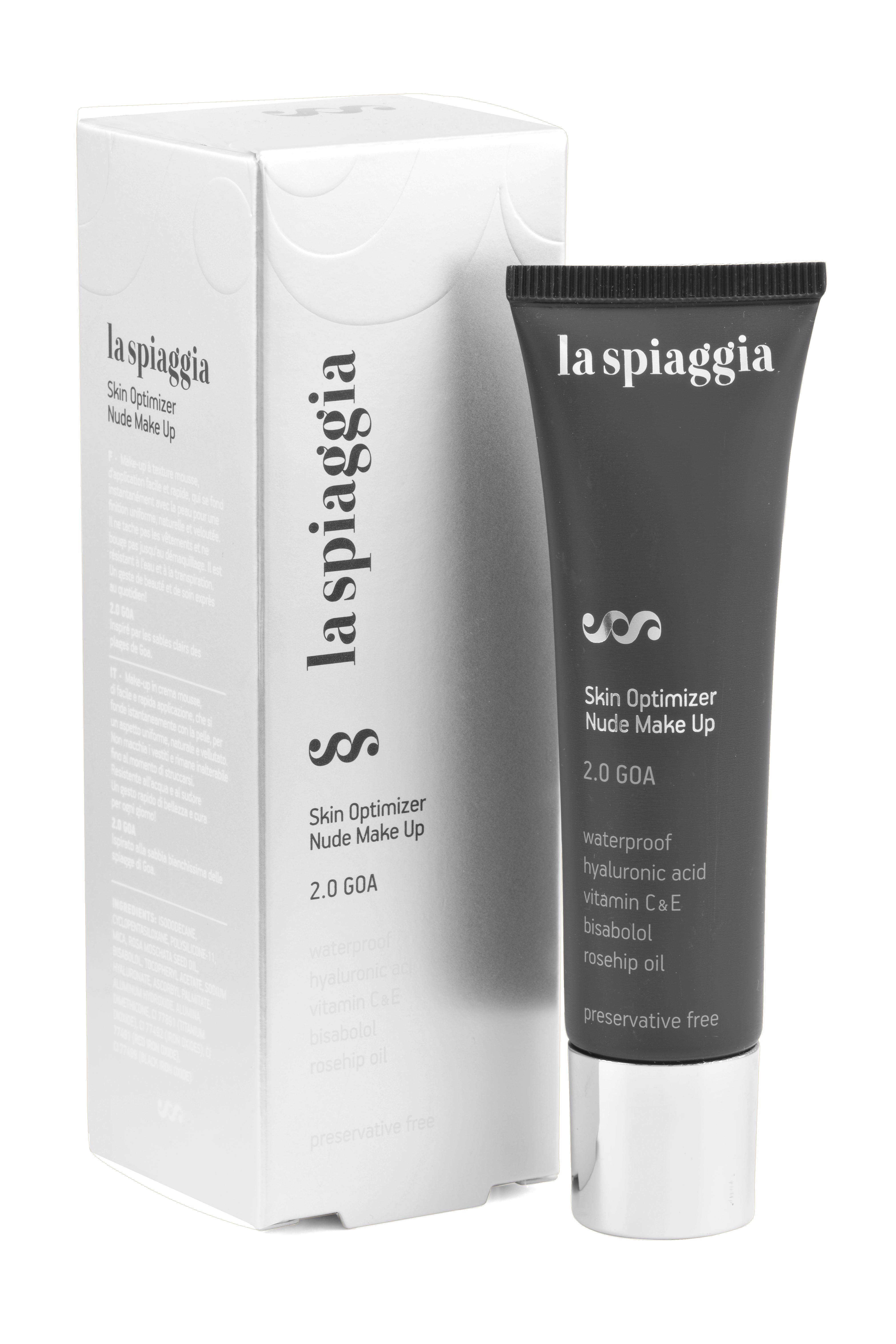 LA SPIAGGA Skin Optimizer Nude Make Up 2.0 GOA