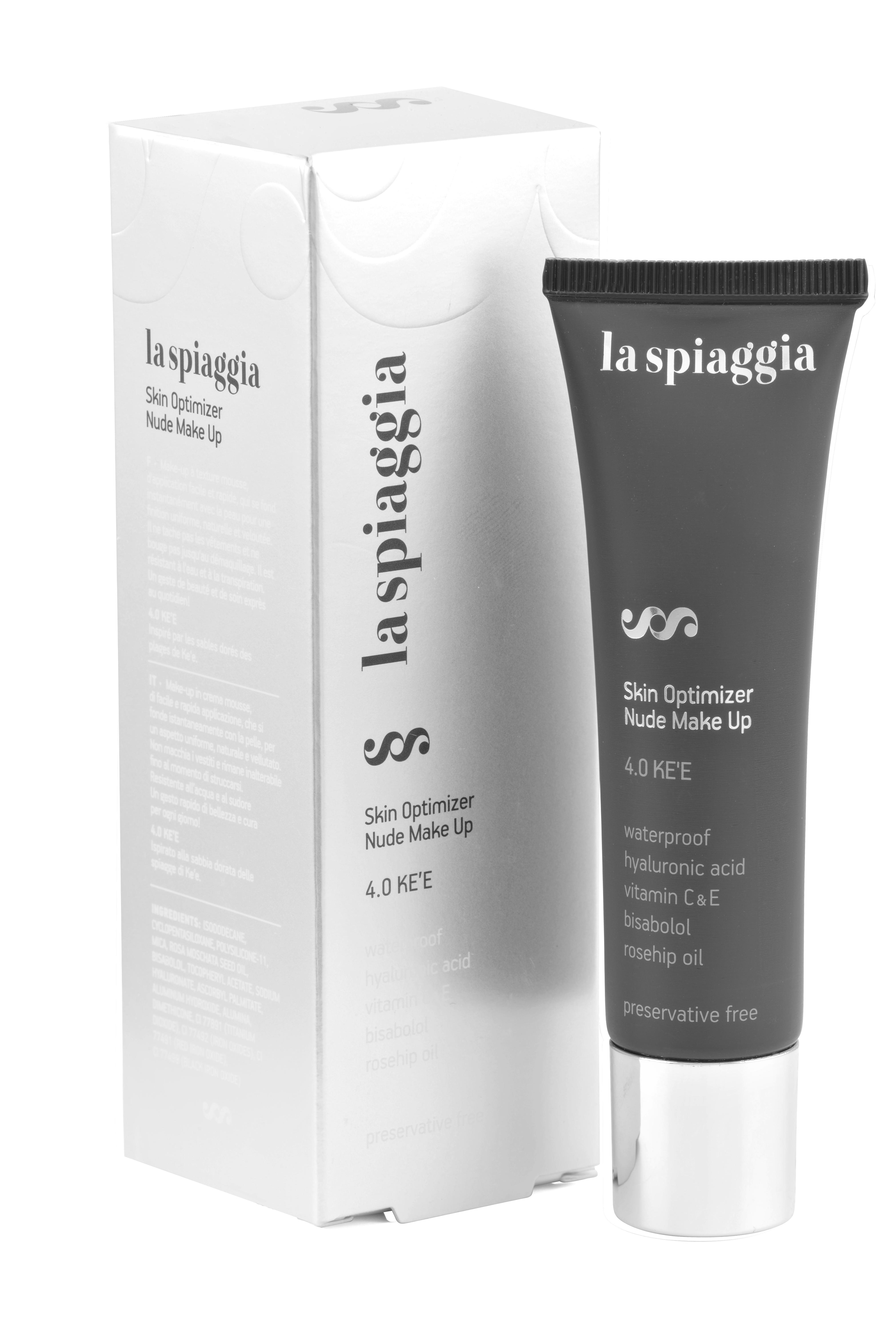LA SPIAGGA Skin Optimizer Nude Make Up 4.0 Ke'e