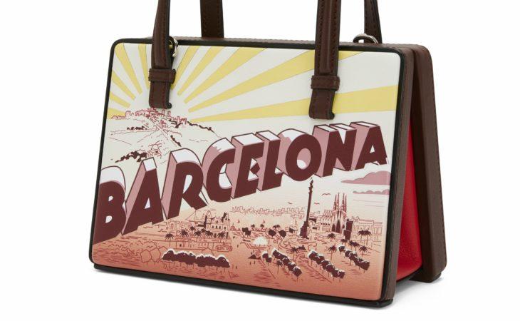 Loewe diseña un bolso especialmente para la ciudad de Barcelona Image