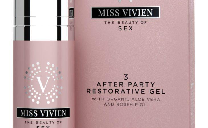 Miss Vivien restaura la piel íntima después de relaciones sexuales Image