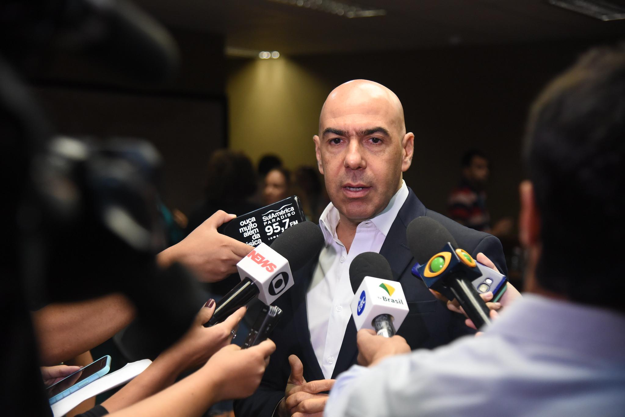 Réveillon Rio 2020 -  Marcelo Alves (Presidente Riotur) - Rio de Janeiro. 26.12.2019. Photo: Alexandre Macieira / Riotur.