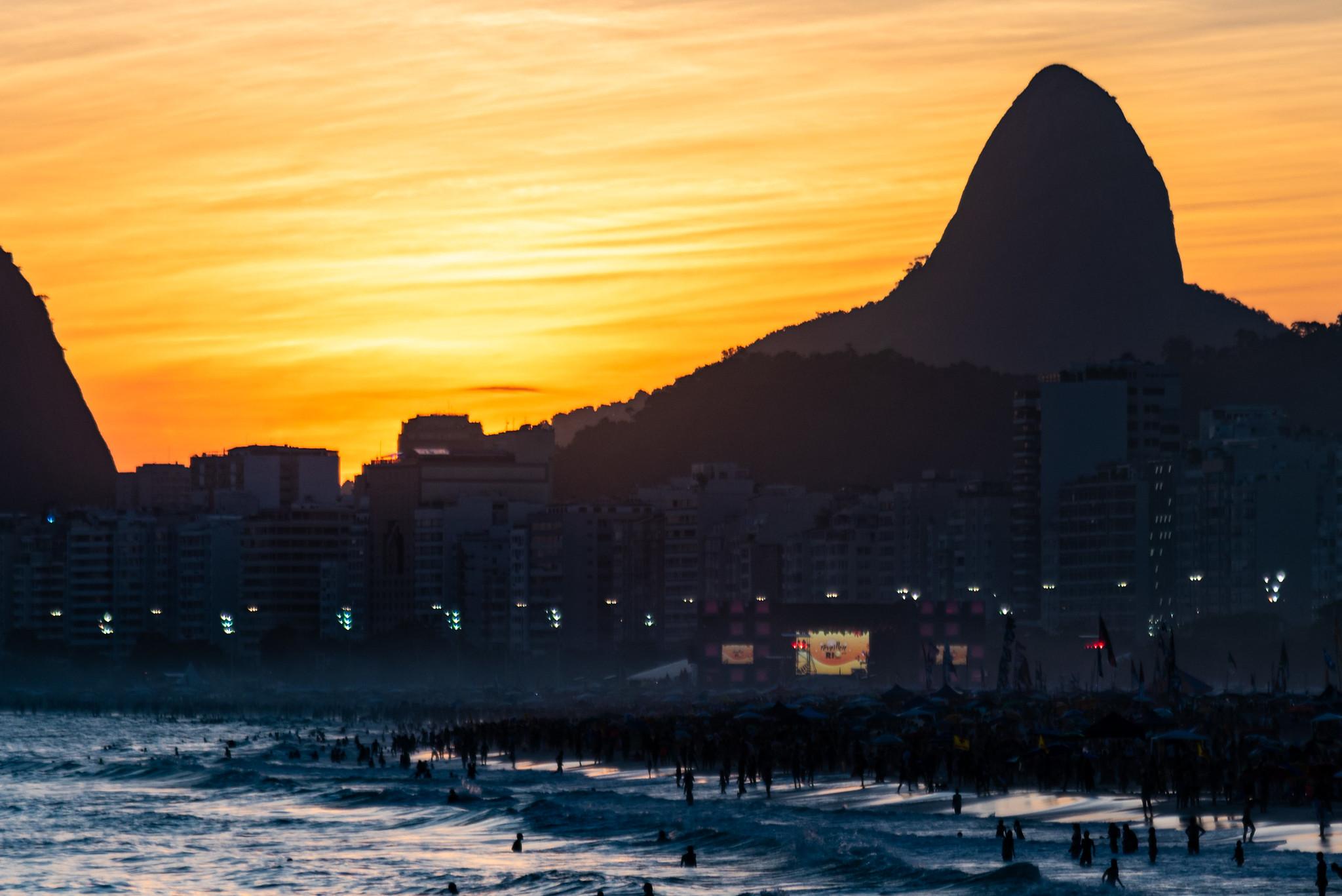 Réveillon Rio 2020 -  Praia de Copacabana - Rio de Janeiro. 31.12.2019. Photo: Alex Ferro / Riotur.