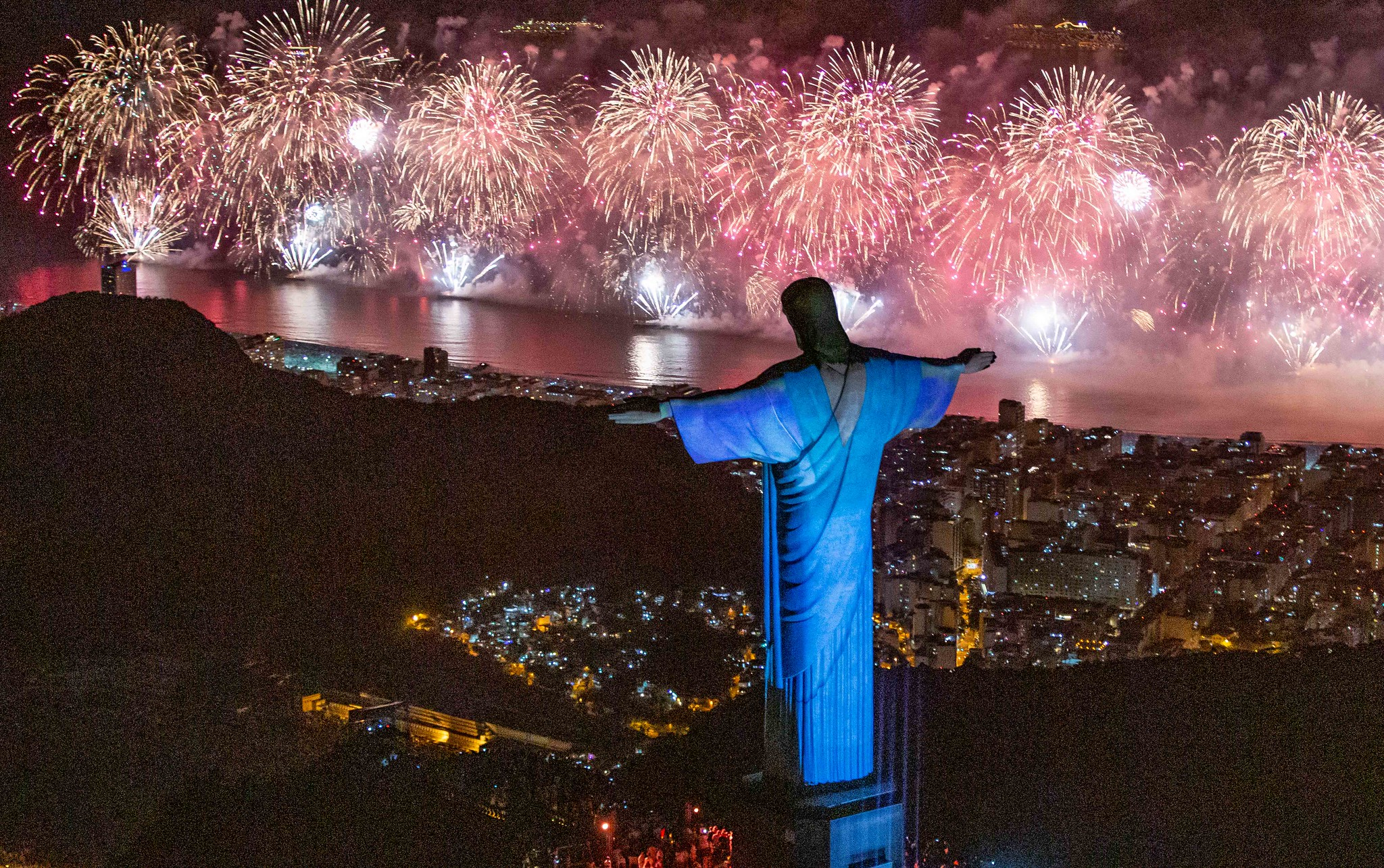 Réveillon Rio 2020 - Foto Fernando Maia | Riotur