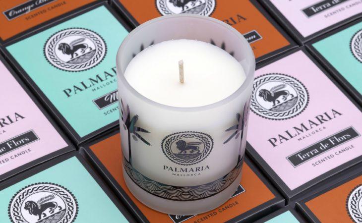 Palmaria te presenta sus nuevas velas aromáticas Image