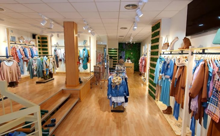 mooolberry, única firma de moda que ha conseguido el sello ISSOP a la sostenibilidad Image
