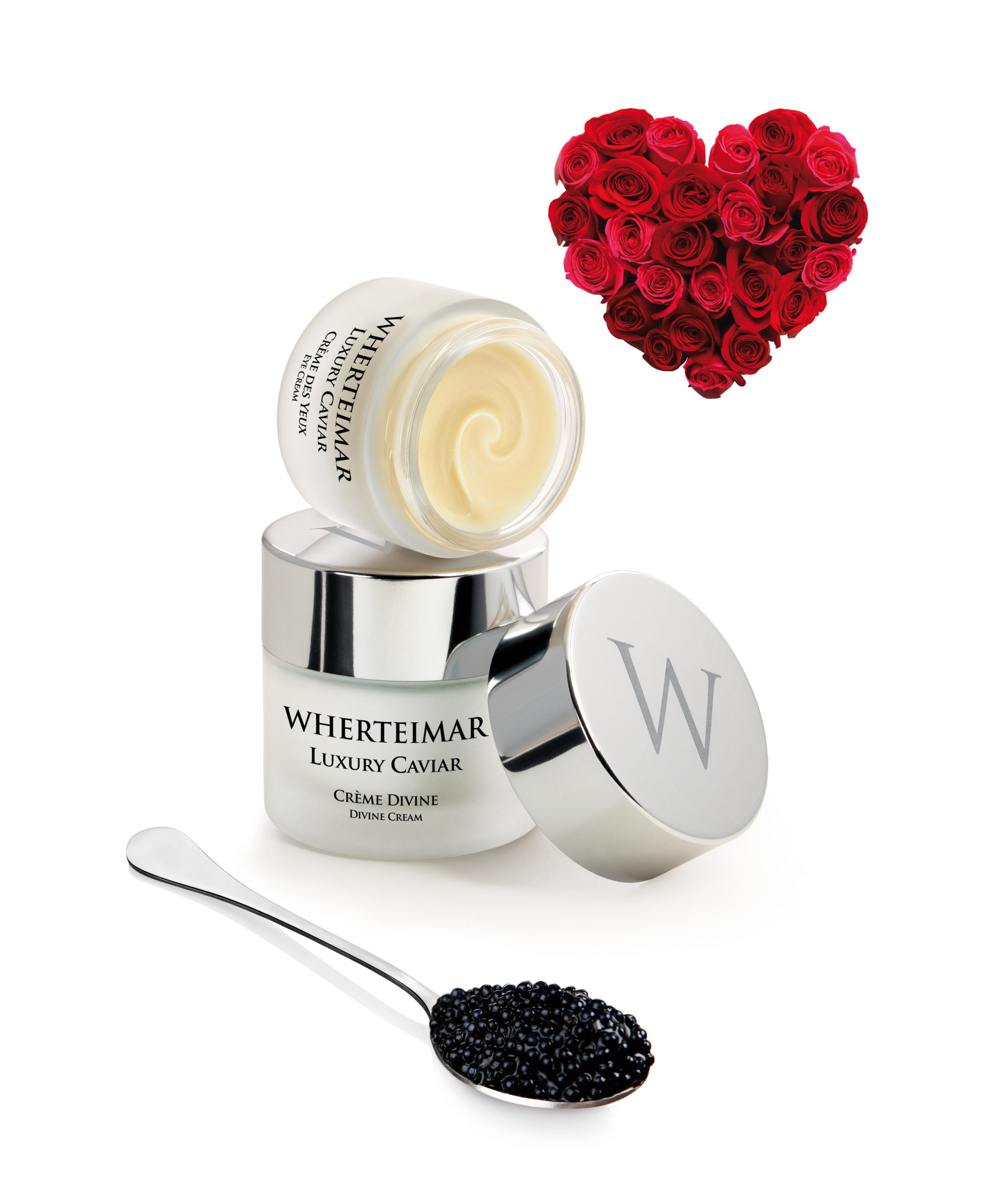 Crema de Ojos + Crema Divina de Wherteimar