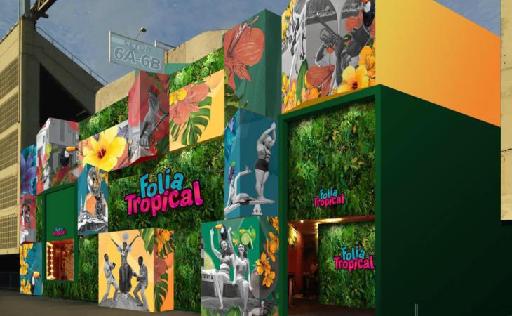 Camarote Folia Tropical, una pésima experiencia Image