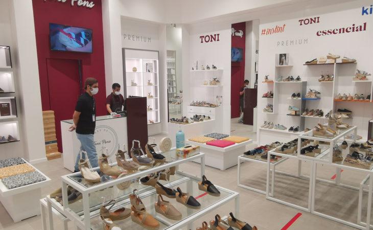 Toni Pons inaugura su tercera tienda en Arabia Saudí Image