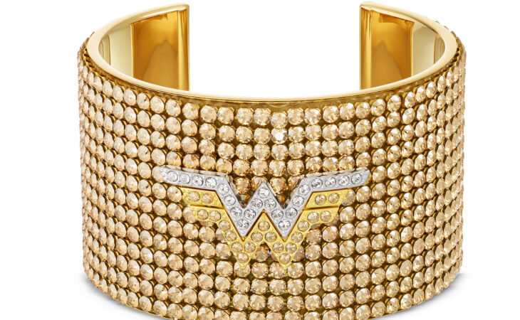 Swarovski x Wonder Woman Image